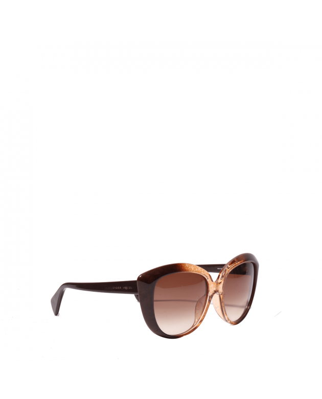 Alexander Ombre Cat Eye Sunglasses