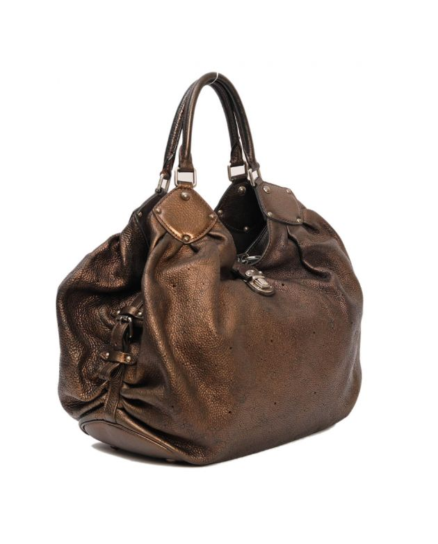 Louis Vuitton Mahina Large Hobo
