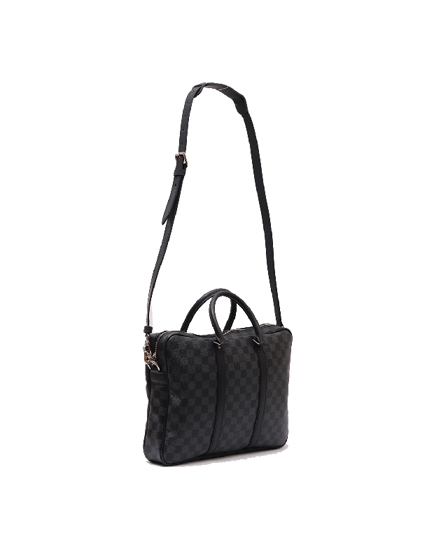 Louis Vuitton Porte-Documents Damier Graphite Laptop Bag