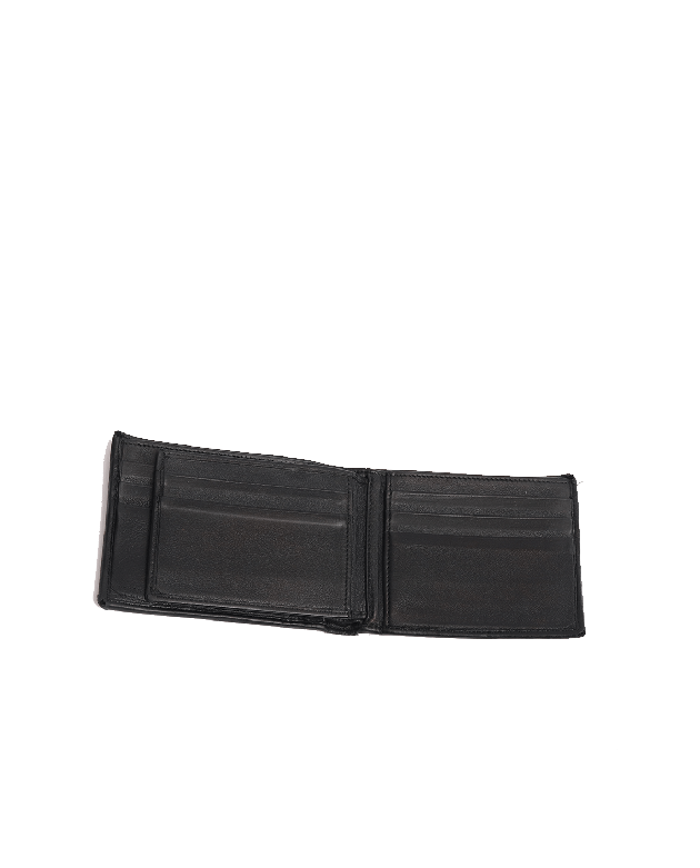 Versace Signature Wallet For Men Black