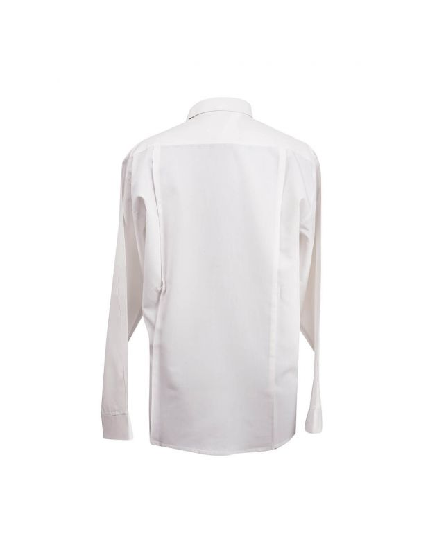Givenchy Men's White Shirt Size L