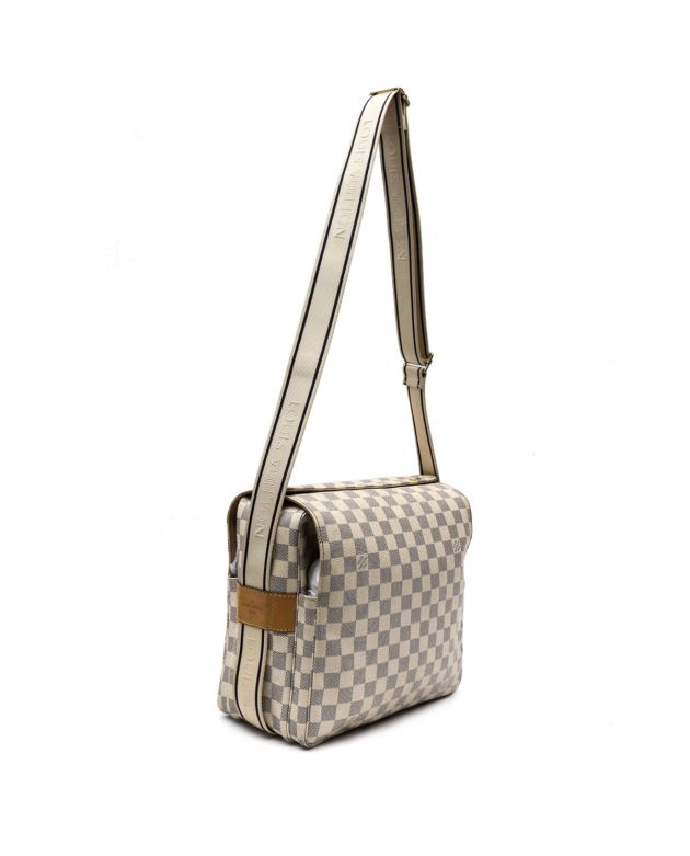 Louis Vuitton Naviglio Damier Messenger Bag