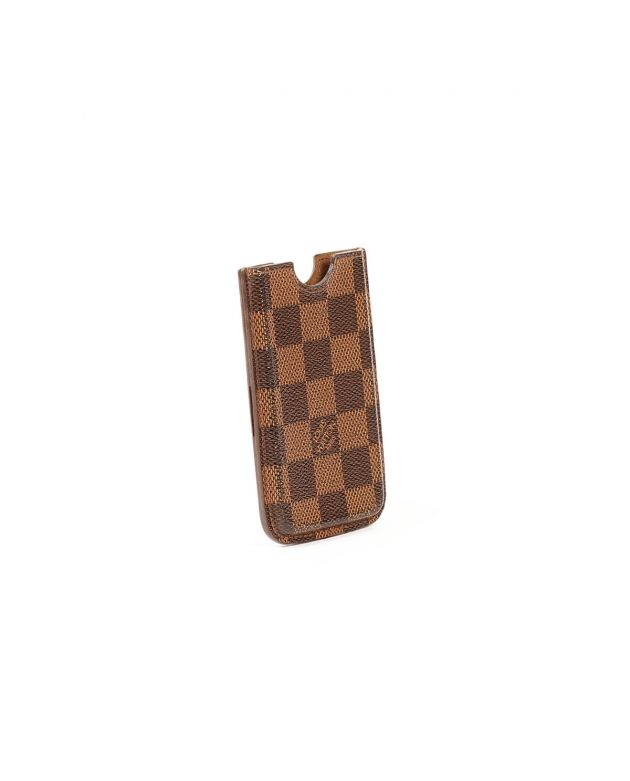 Louis Vuitton Damier Ebene Canvas Iphone 6 Case