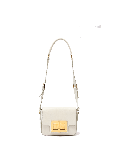 Natalia Bag Medium Cream Shoulder Bag
