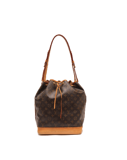 LOUIS VUITTON BUCKET BAG MM