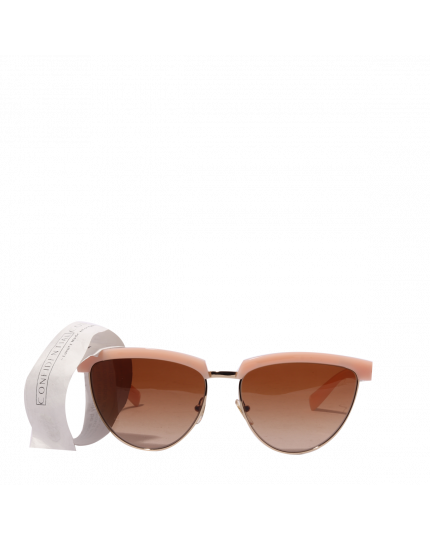 Pink Wrap Sunglasses
