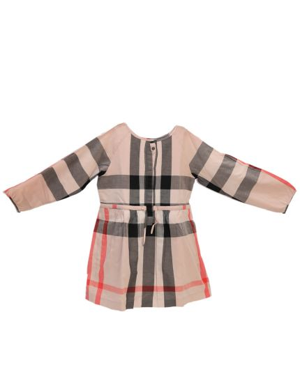 Burberry Agnes Check Dress