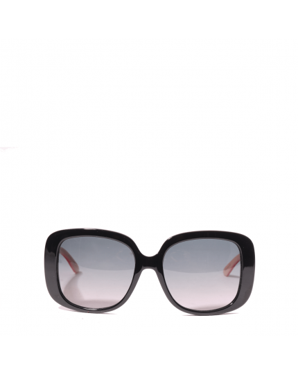 Christian Dior Black wrap sunglasses