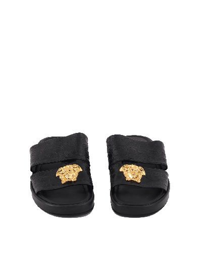 Versace Medusa Slidders For Men - Size 43