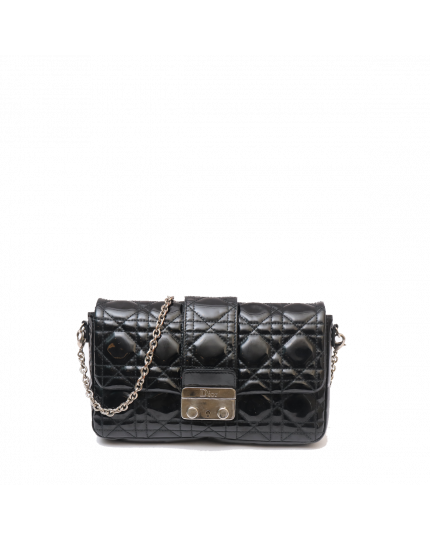 Miss Dior cannage Patent Leather Bag