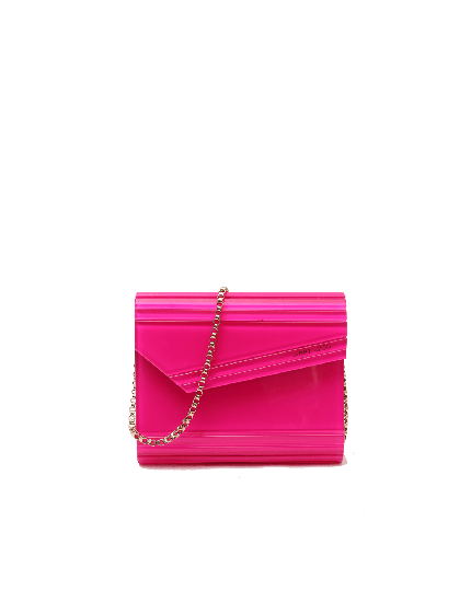 Jimmy Choo Acrylic Pink Candy