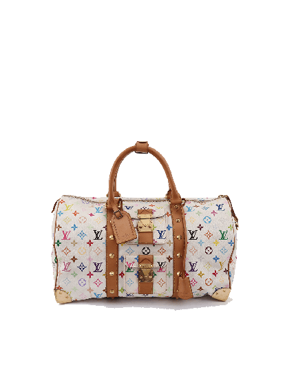 Louis Vuitton Multicolor Keepall 45