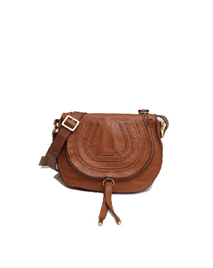Chloe Brown Elsie Shoulder Bag