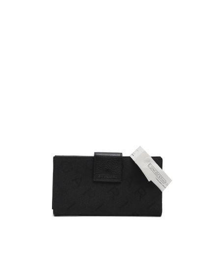 Black Canvas Wallet