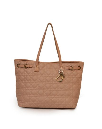 Christian Dior Quilted Panerea Tote