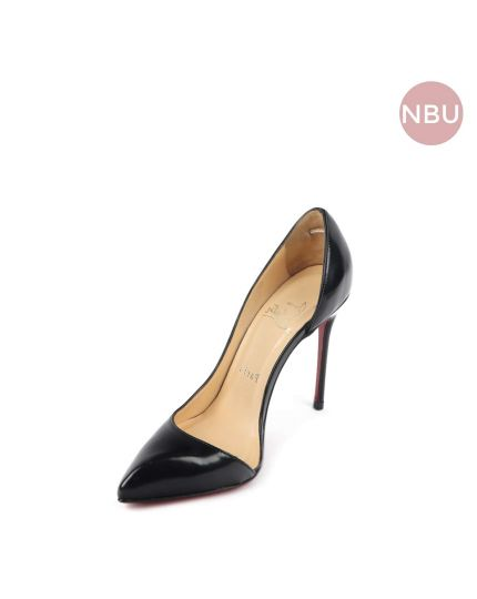 Chiarana Cutout Leather pumps Size 35.5