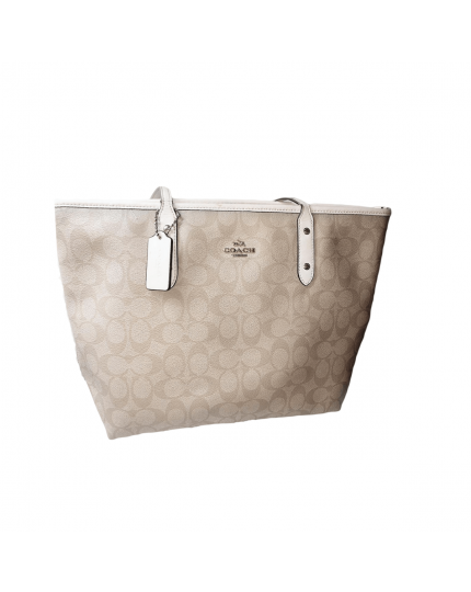 Monogram Canvas Large City Tote