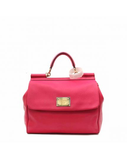 Pink Miss Sicily Flap Bag