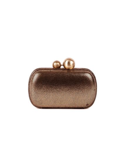 Diane Von Furstenberg Cloth Clutch