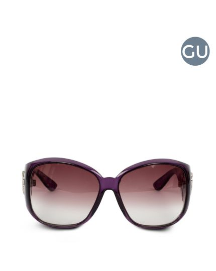 Gucci purple Hysteria Square sunglasses