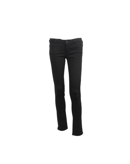 Slim Fit Denim Jeans with Stars
