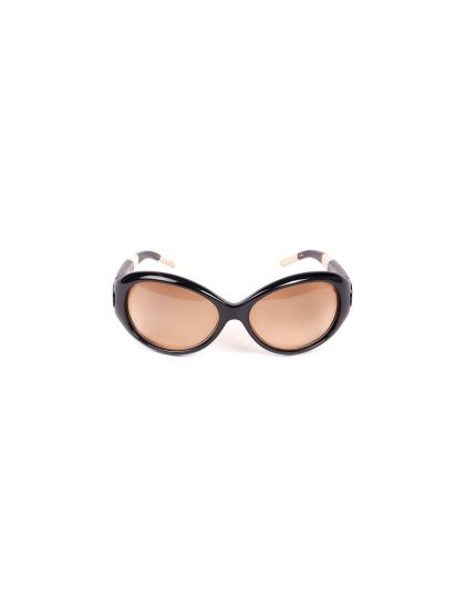 Jimmy Choo Tortoise Print Acetate Sunglasses