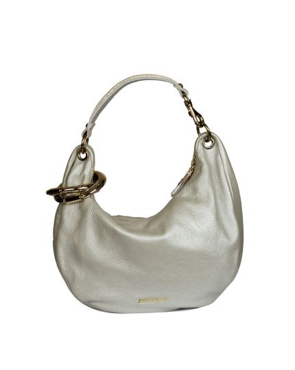 Jimmy Choo Solar Grey Hobo bag