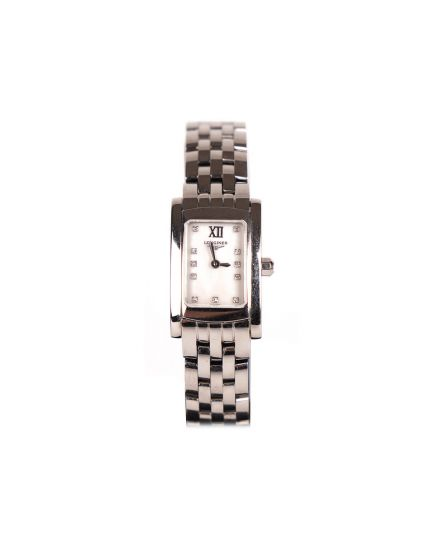 Longines Dolce Vita Diamond Mother of Pearl Women's Watch