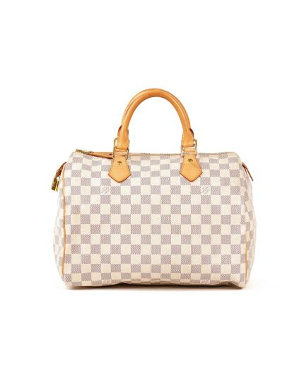 Louis Vuitton Speedy Azur