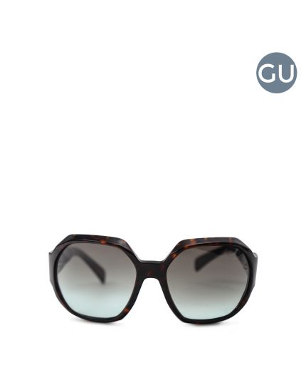 MARC JACOBS BROWN SQUARE SUNGLASSES