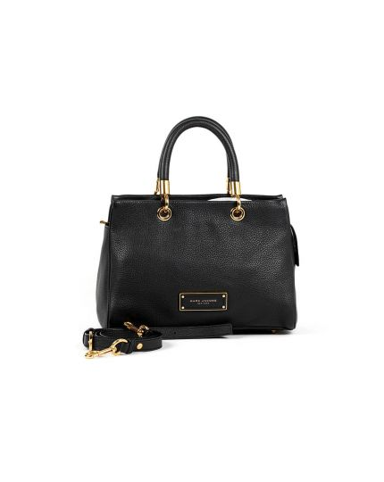 Marc Jacobs Washed Up Black Tote Bag