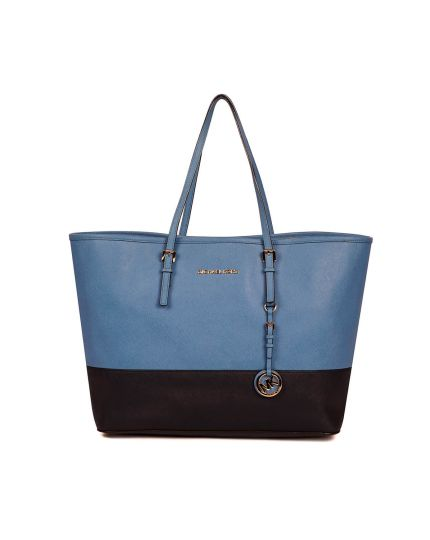 Michael Kors Jet Set Saffiano Medium Tote