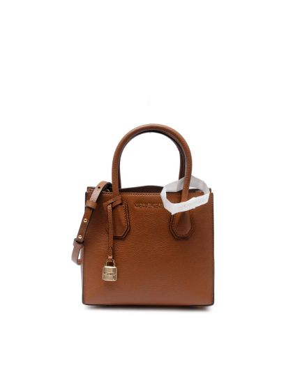 Brown Mercer Crossbody Bag