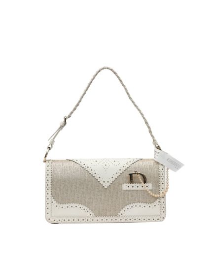 LUCITE KELLY TOP HANDLE BAG