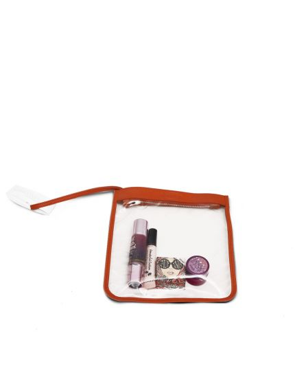 Clear Make Up Pouch