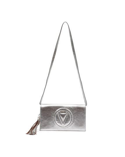 Mario Valentino Lena Leather Cross Body Bag