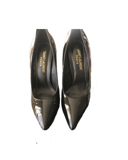 Yves Opyum Pumps in Patent Leather With Black Heels Size - 37