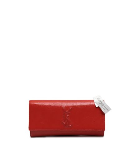 Orange Small Belle de Jour Clutch