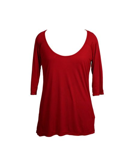 Burberry Red Top