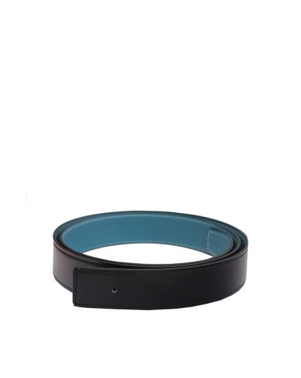 Unisex Black & Blue Belt Size 105