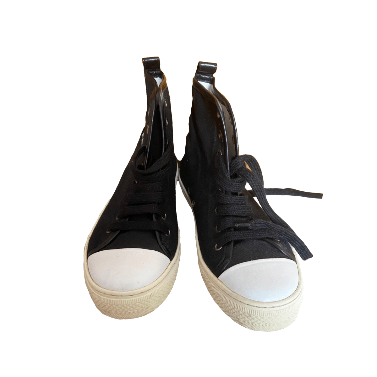 Moschino Canvas Trainers Size - 7 UK