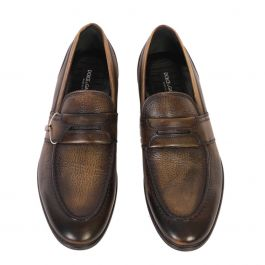 D&G Brown Loafers Size 10