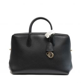 CHRISTIAN DIOR STRUCTURED Large TOTE BAG